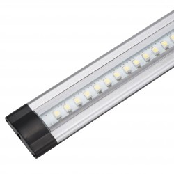 Flat LED Batten for Shelves 300mm 3W 30.000H