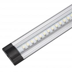 Regleta de LEDs Plana para Estanterías 300mm 3W 30.000H