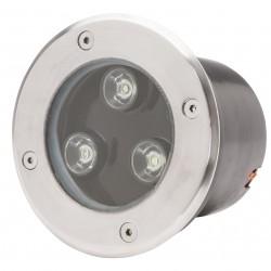 Foco de LEDs IP67 para Empotrar 3W