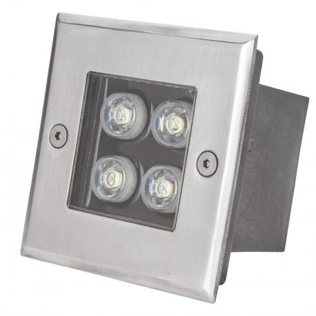 Foco de LEDs IP67 para Empotrar 4W