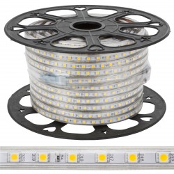 Tira de 60 LEDs/M 220VAC 50M SMD5050 IP65