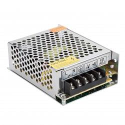 Transformador para Tiras de LEDs 12VDC 60W/5A IP25 Interior