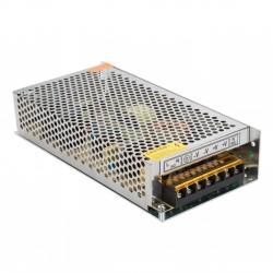 Transformador para Tiras de LEDs 12VDC 200W/17A IP25 Interior