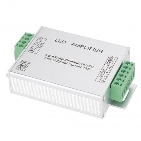 Amplificador RGB 12VDC Interior IP25
