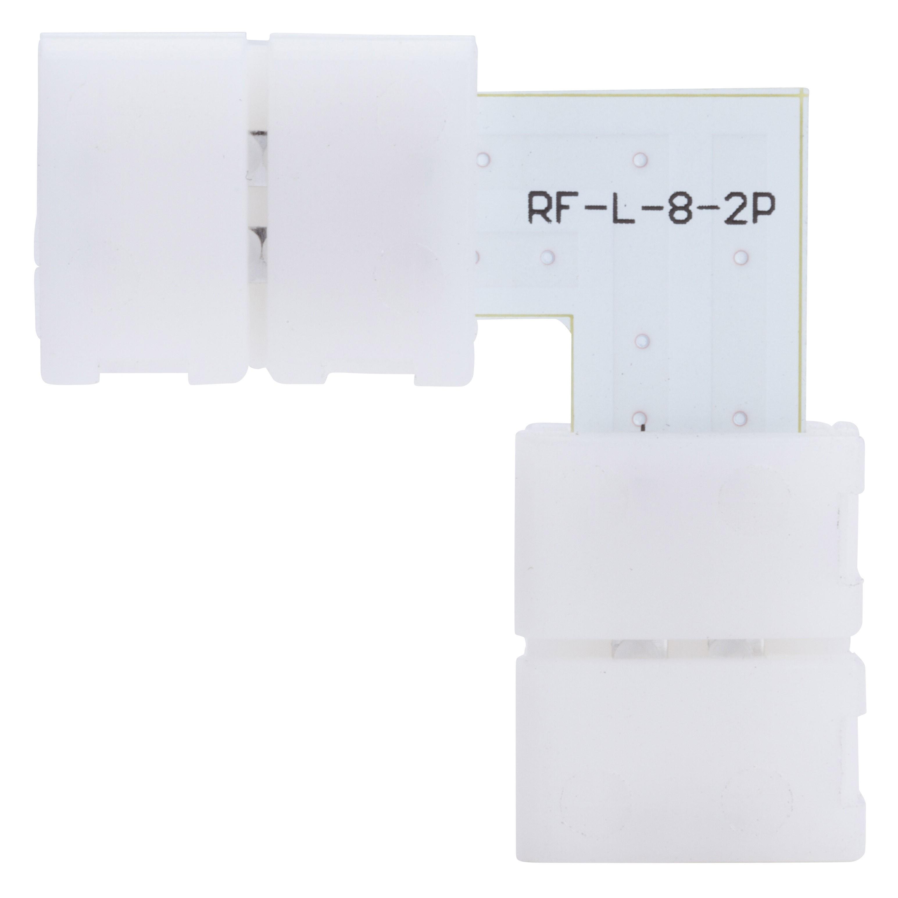 official photos 978e4 a663e Quick Connector L LED Strip SMD3528/2835 12/24VDC
