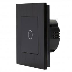 Dimmer Táctil Retroiluminado color Negro hasta 700W
