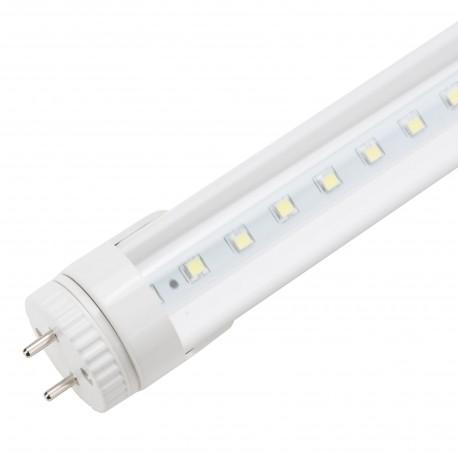 Tubo de LEDs 600mm 10W 48 SMD2835 ECOLINE Cabeza Rotatoria