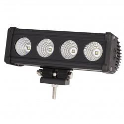 Barra de LEDs 40W CREE 10-45VDC IP68 para Automóviles y Náutica