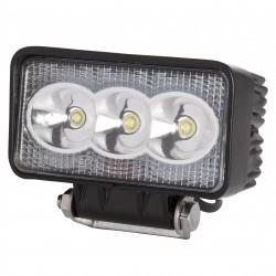 Barra de LEDs 9W 9-33VDC IP68 para Automóviles y Náutica