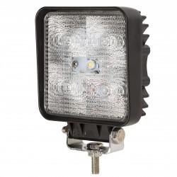 Foco de LEDs 15W 9-33VDC IP68 para Automóviles y Náutica