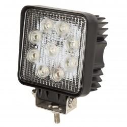 Foco de LEDs 27W 9-33VDC IP68 para Automóviles y Náutica