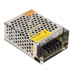 Transformador para Tiras de LEDs 12VDC 24W/2A IP25 Interior