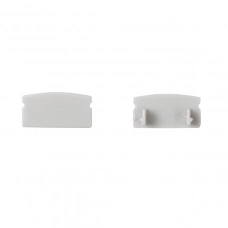Perfíl de Aluminio Cuadrado para Tira de LEDs Difusor Opal 2 Metros (copy) (copy) (copy) (copy) (copy)