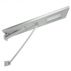 Farola Alumbrado Público Solar de LEDs (Panel 18V-65W) 25W 2600Lm 40-50 Horas