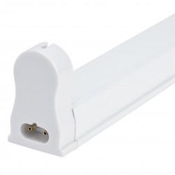 Regleta de Aluminio ECO para un Tubo de LEDs T8 600mm