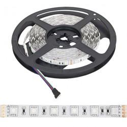 Tira de 300 LEDs 24VDC SMD 5050 5M RGB IP33 Interior