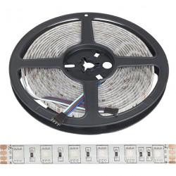 Tira de 300 LEDs 24VDC SMD 5050 5M RGB IP65 Exterior