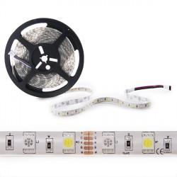 Tira de 360 LEDs SMD 5050 5M RGB-Blanco Frío IP65 Exterior