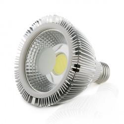 Lámpara de LEDs COB PAR 30 E27 10W 900Lm 30,000H