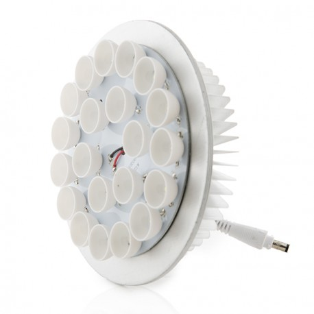 Foco Downlight de LEDs Circular 3x1W (copy)