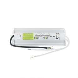 Transformador LEDs 150W 230VAC/12VDC Exterior IP67