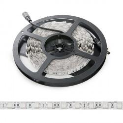 Tira de 300 LEDs SMD5050 12VDC 12W/M IP65 Color Ultravioleta