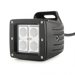 Foco de LEDs 16W 9-33VDC IP68 para Automóviles y Náutica