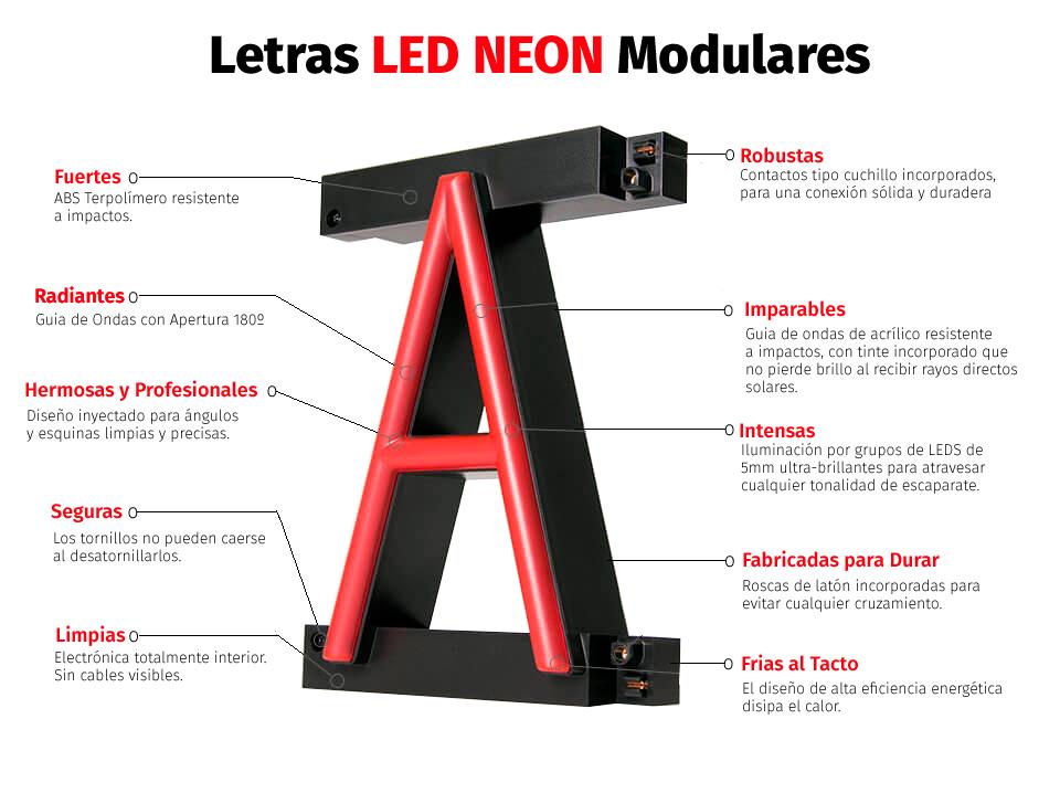 LED Neon Spellbrite
